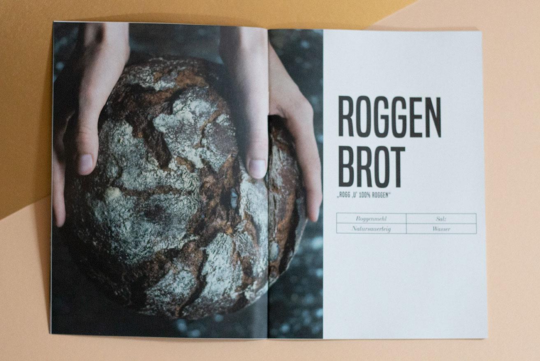 Brot-Innenseite