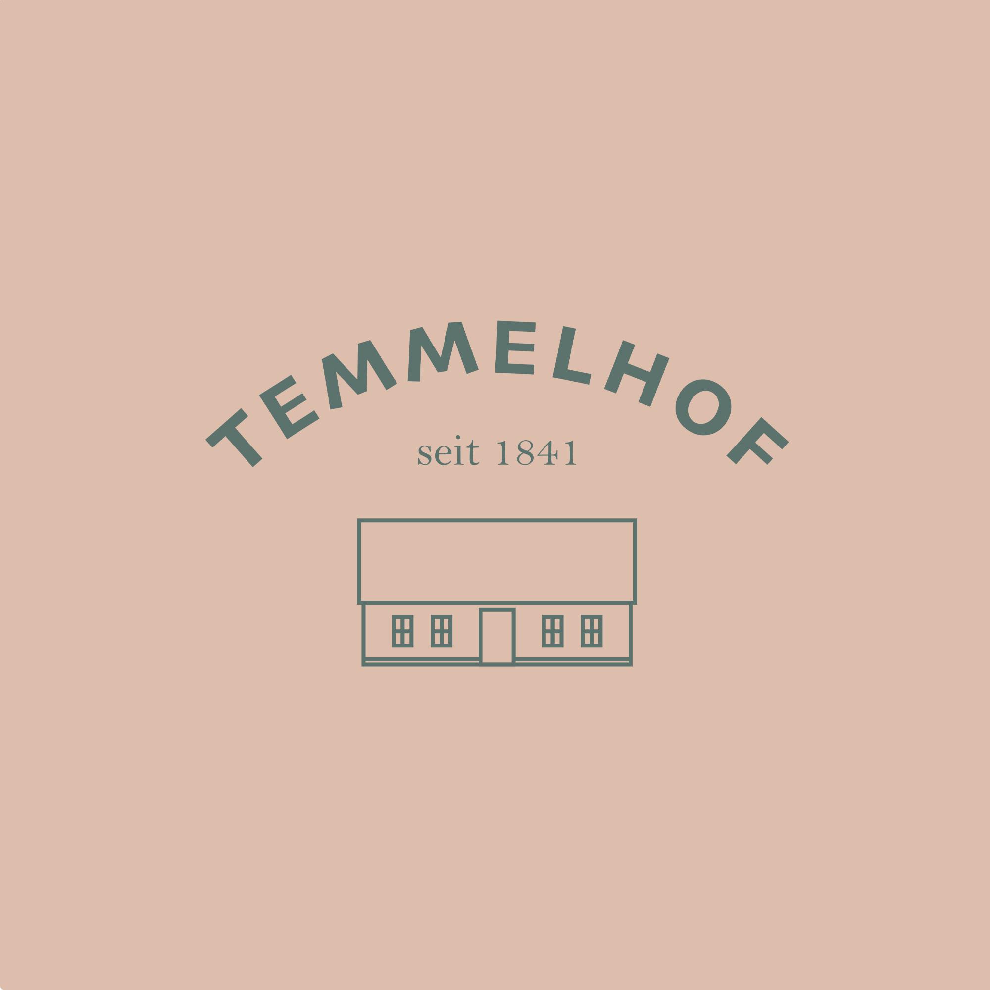 Temmelhof seit 1841